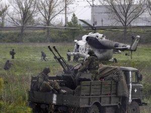 Славянск военные обстреляли жилой