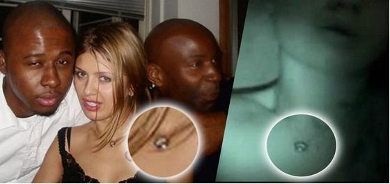 она была скандальное видео бони помогала ему, подвиливая