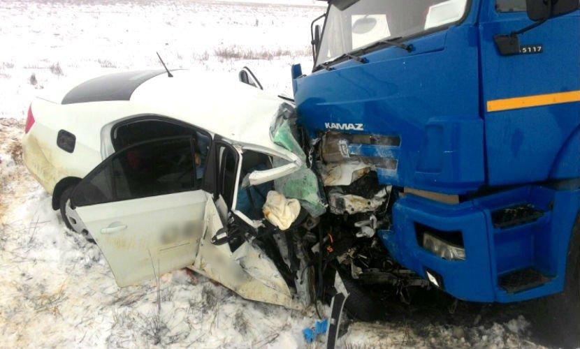 Натрассе «Волгоград— Астрахань» погибли 4 человека