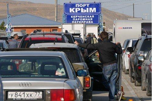 Керченская переправа подорожает для автомобилей
