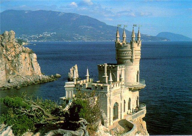 В Крым приезжают туристы из Китая