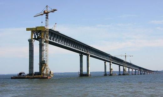 На въезде в Крым со стороны Керченского моста появится 70-метровая стела Врата Крыма
