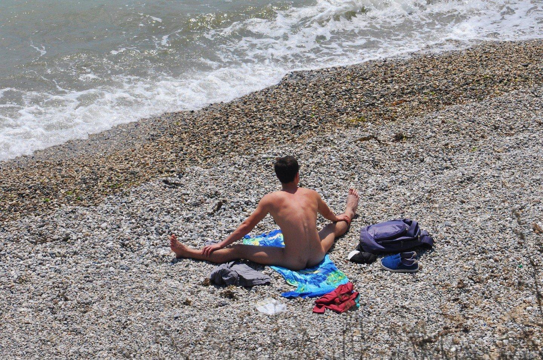 Коктебель нудистский пляж фото извиняюсь, но