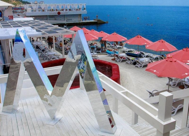 Ялтинский ифеодосийский пляжи стали лучшими в РФ