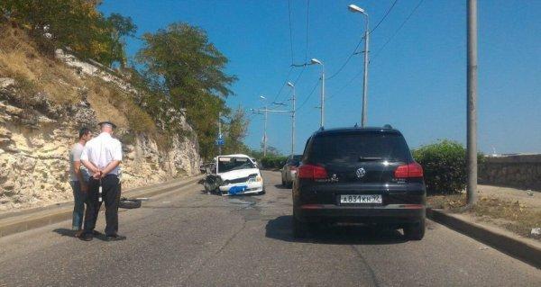 Тройная авария в Крыму среди 6 пострадавших 2 детей
