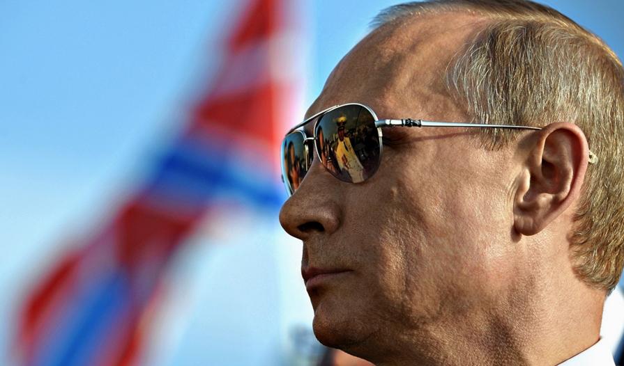 Украина пожаловалась наРоссию вООН из-за поездки Путина вКрым