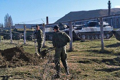 Крымских контрактников, служивших домарта 2014 года вукраинской армии, обеспечат жильем