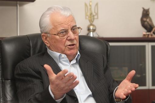 Кравчук: Украинское государство просто принудили взять Крым