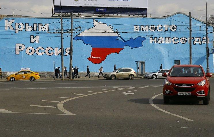 Сами виноваты, что Крым неваш— Путин