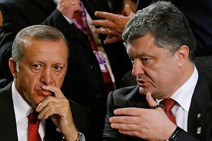 В РФ сомневаются, что Эрдоган «наделе» поддержит государство Украину