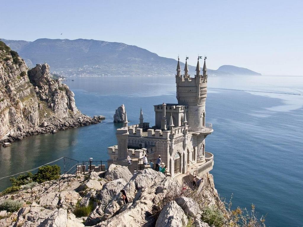 Крымские курорты увеличили натреть налоговые отчисления— УФНС