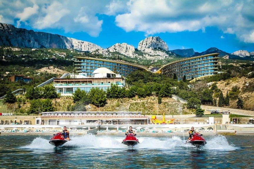 5 берегов Крыма получили высшую категорию систематизации объектов туристской индустрии