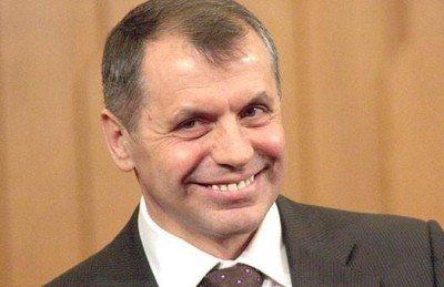 Константинов отказался от заработной платы заработу вдолжности председателя государственного совета Крыма