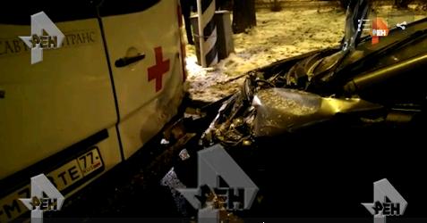 ВДТП соскорой наюго-западе столицы пострадали 5 человек