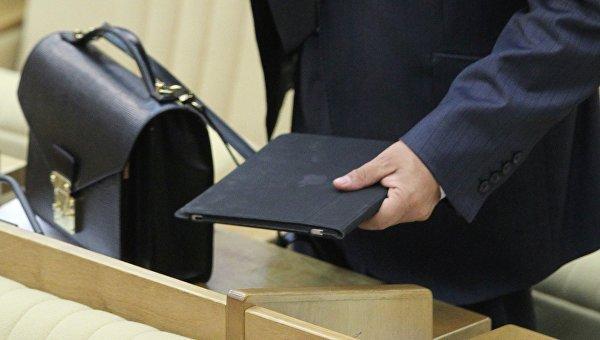 Руководитель горсовета Ялты Косарев подал вотставку