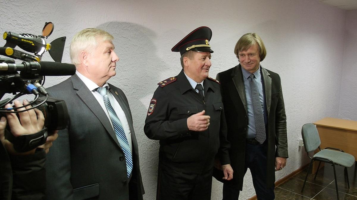 В «Гармонии» близ Ставрополя открылся новый опорный пункт милиции