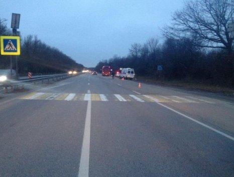 ВАксайском районе женщина погибла под колесами автобуса