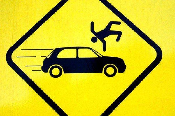 Под Волгоградом старый шофёр натрассе насмерть сбил пешехода