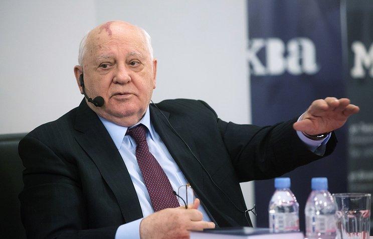Горбачев допустил создание нового Союза наместе СССР