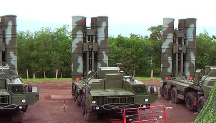ВКрыму развернули С-400