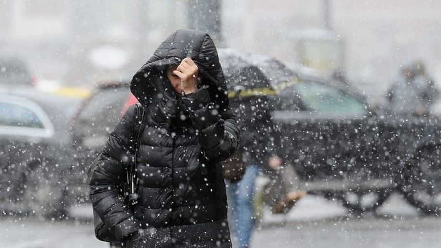 ВКрыму насреду объявлено штормовое предупреждение из-за ветра, осадков игололеда