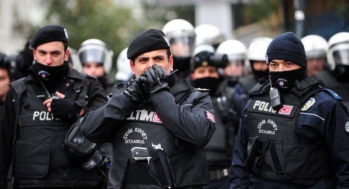 ВТурции задержали неменее 400 предполагаемых членовИГ