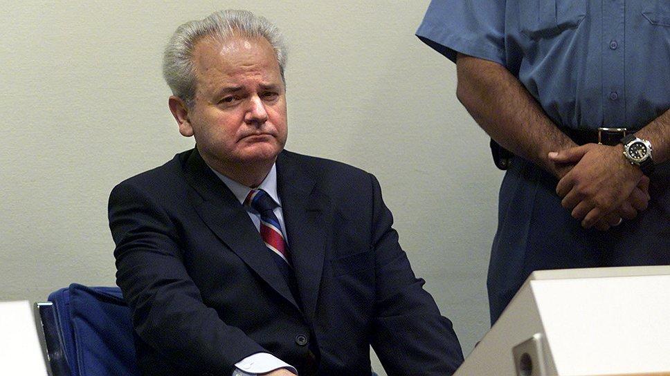 Доктор Слободана Милошевича объявил обумышленном отравлении экс-лидера Югославии