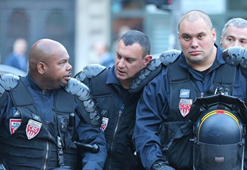 Претендентов  впрезиденты Франции предупредили отеррористической угрозе