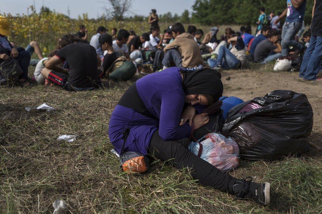 Власти Чехии пробуют отказаться отквотЕС побеженцам