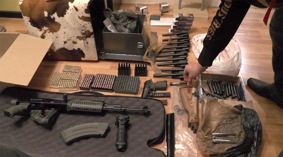 ФСБ вместе с МВД устранили в российской столице крайне страшную банду оружейников-неонацистов