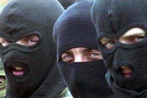 В Симферополе произошло вооруженное ограбление