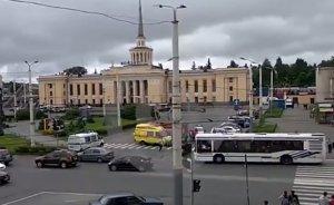 В Петрозаводске взорвали подозрительную сумку