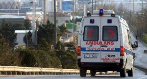 В Турции разбился автобус с детским ансамблем из Грузии