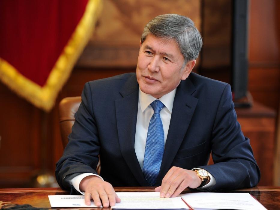 ВБишкеке ожидают прибывающего свизитом президента Узбекистана