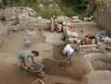 В Симферополе на раскопках дворца Калги-султана археологи наткнулись на фундамент