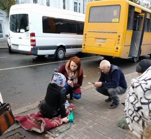 В Севастополе автобус на пешеходном переходе сбил девочку