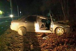 На крымской трассе в ДТП 19 ноября шесть человек были травмированы