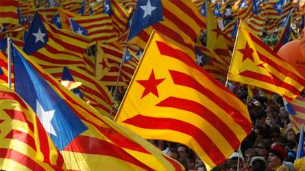 Каталонцы подтвердили собственный курс наотделение отИспании