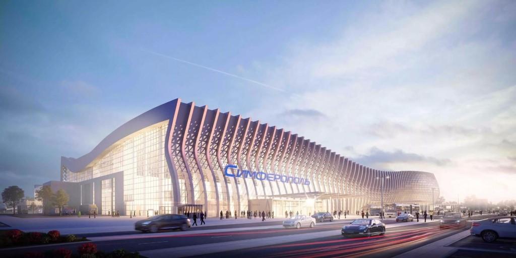 Ввод нового терминала аэропорта увеличит приток вложений денег вКрым