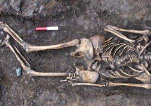 В Крыму археологи нашли массовое захоронение казненных