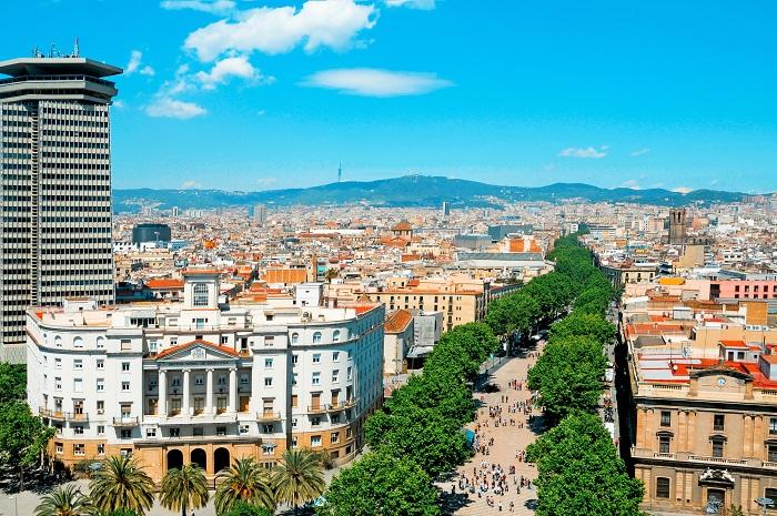 Барселона фото недвижимость