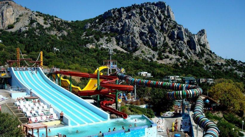 С 1 июля в Крыму заработают сауны и аквапарки