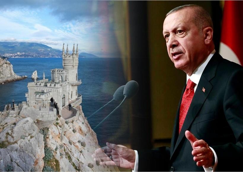 Эрдоган призвал Москву делать выводы: Турция отказалась признать выборы в Крыму